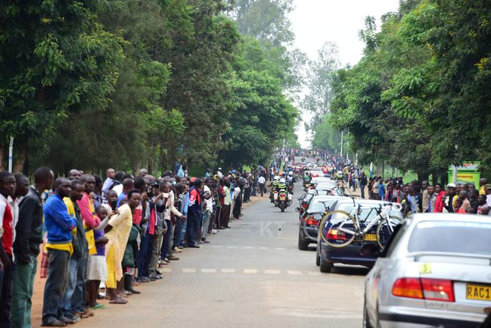 Tour Du Rwanda Live