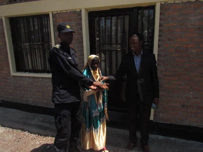 Muzungu Gerald uyobora Akarere ka Kirehe n