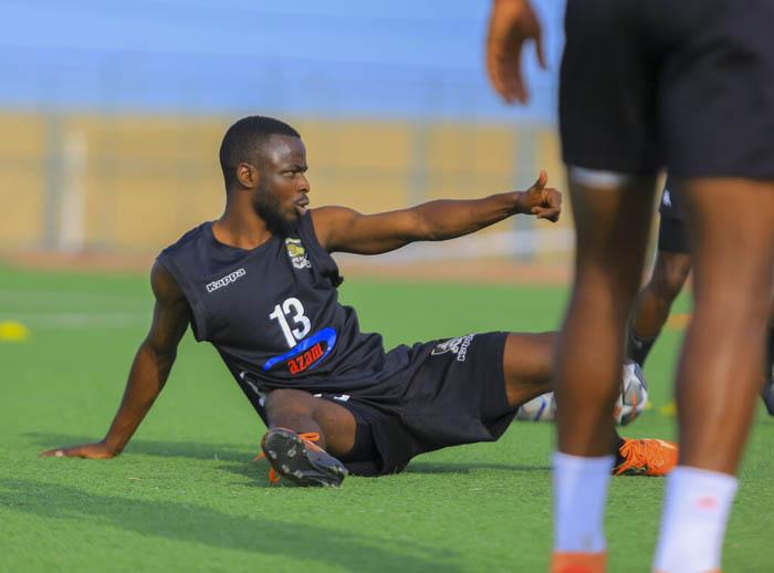Mugisha Gilbert wavuye muri Rayon Sports, umwe mu bakinnyi biteguye gufasha APR FC kwitwara neza
