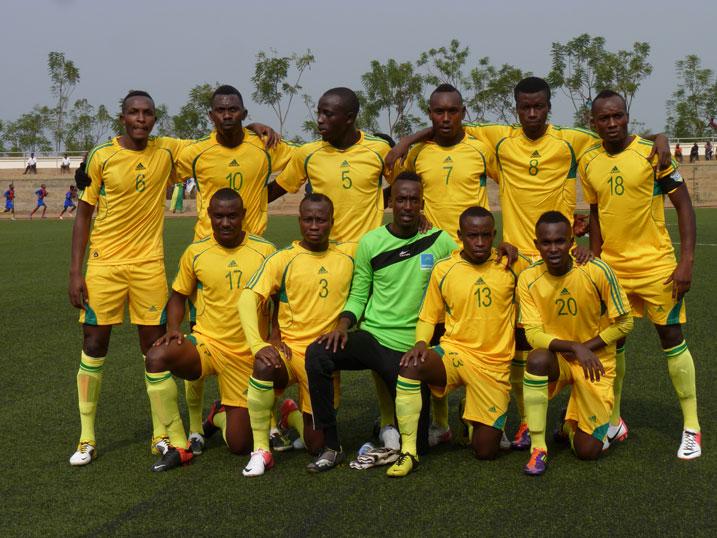 Resultado de imagem para AS Kigali