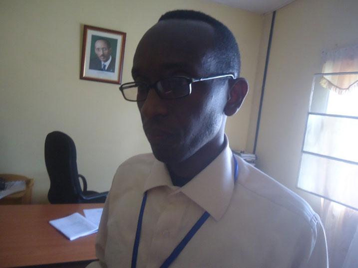 Dr Nshizirungu Placide avugako kwisiramuza bifite 60% byo gukumira ubwandu.