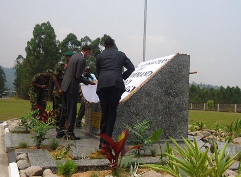 Perezida Kagame, Minisitiri w'Ingabo n'Umugaba Mukuru w'Ingabo bafungura ku mugaragaro RDF Senoir Command and Staff College.