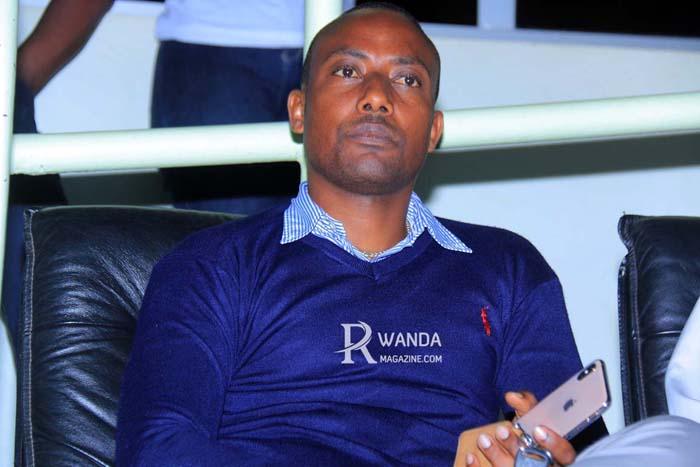 Kelly Abraham wari Umunyamabanga mukuru wa Rayon Sports
