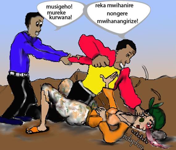 Amakuru Mashya Mu Rwanda