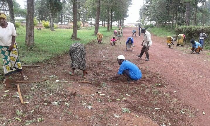 Image result for umuganda isuku \