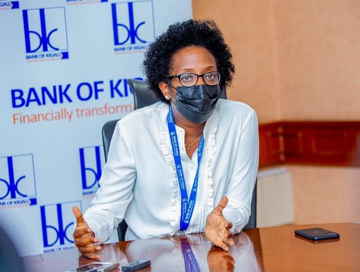 Dr Diane Karusisi asaba abahinzi kwitabira IKOFI kugira ngo babone amahirwe yo kubona inguzanyo