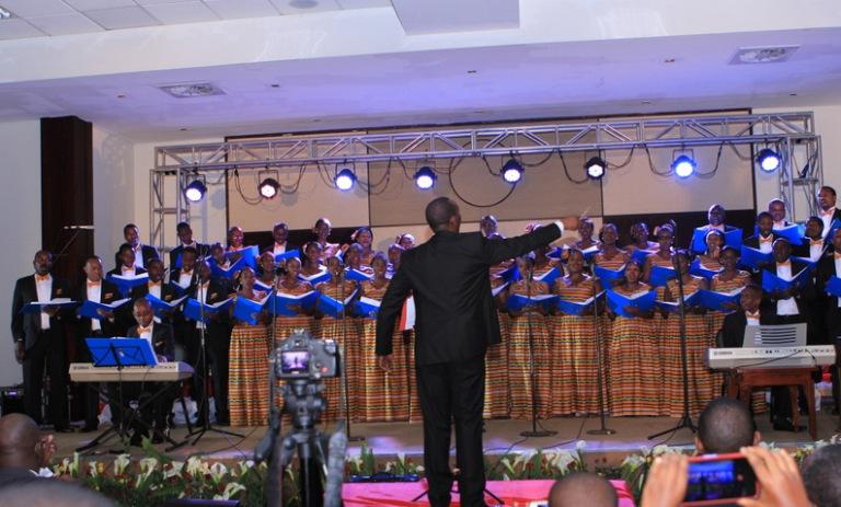 Image result for chorale de kigali