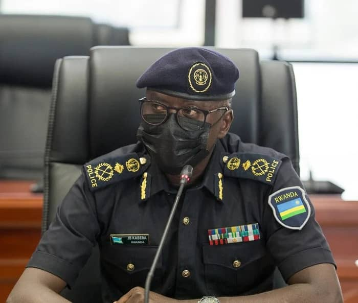 Umuvugizi wa Polisi y