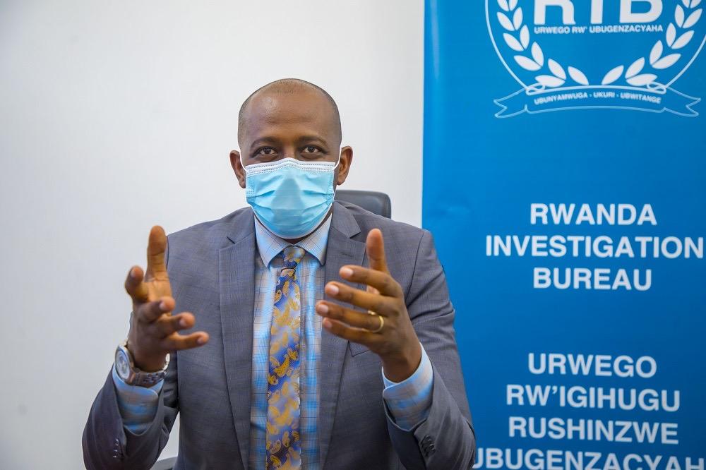 Dr Murangira B Thierry Umuvugizi w