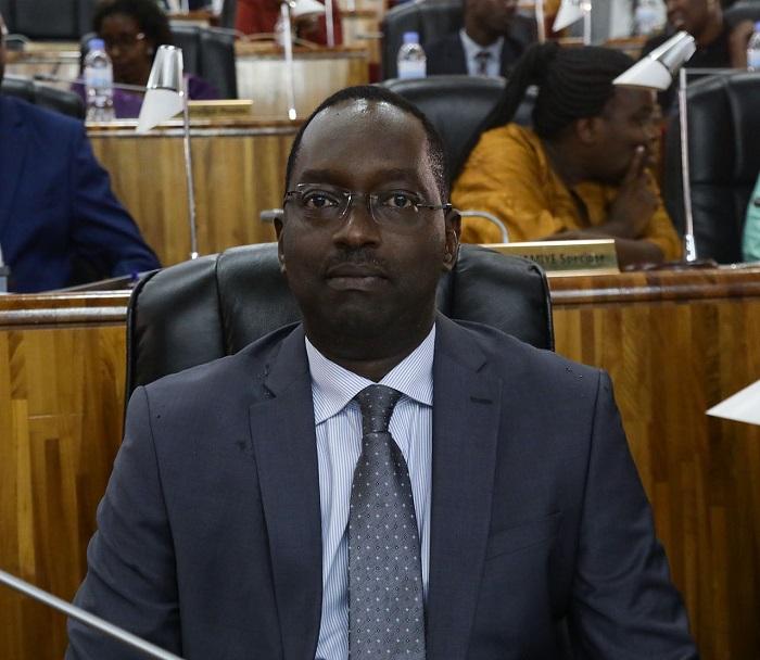 Dr. Daniel Ngamije Minisitiri w