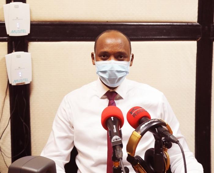 Dr Nsanzimana avuga ko gukurikiranira abarwaye Covid-19 mu ngo bifite akamaro mu buvuzi bw