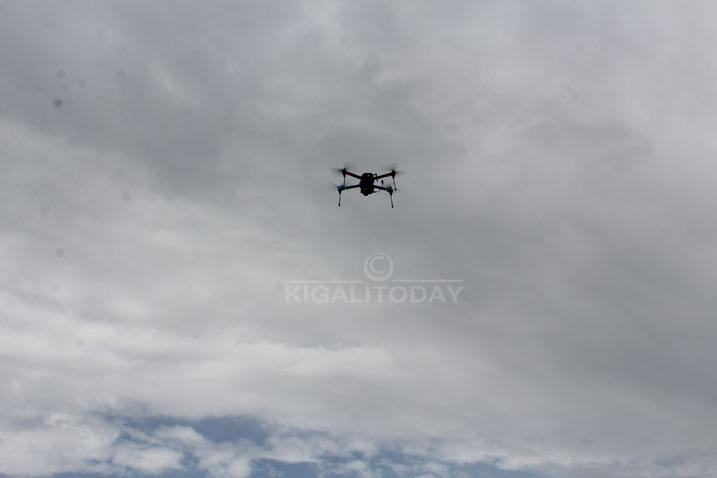 """INES – Ruhengeri yatangiye kwifashisha """"Drone"""" ipima ubutaka #Rwanda via @kigalitoday"""
