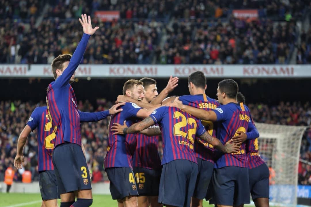 the best attitude 49751 4488d Barcelona idafite Lionnel Messi yandagaje Real Madrid ...