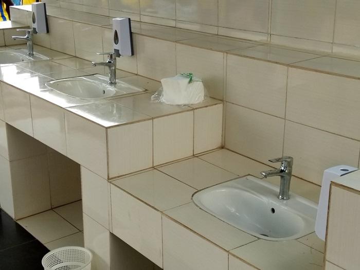 Ubukarabiro Water Aid yubatse kuri gare ya Nyamagabe