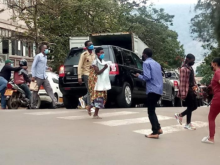 Mu Mujyi wa Kigali hagaragaye ingendo z
