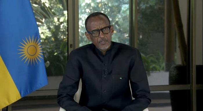 Perezida Kagame yongeye guhakana ibivugwa ko u Rwanda rukoresha 'Pegasus
