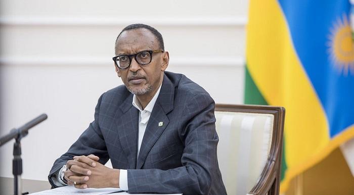 Perezida Kagame yabwiye urubyiruko ko amahirwe ari mu buhinzi