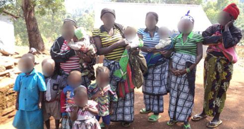 bafite abagabo muri FDLR ngo bajya kwiteza inda bakagaruka mu Rwanda