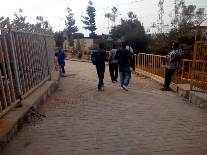 Inzira nshya yakorewe abasohoka bava muri Expo