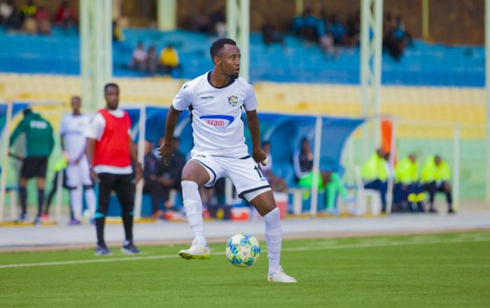Ishimwe Kevin yirukanwe muri APR FC burundu