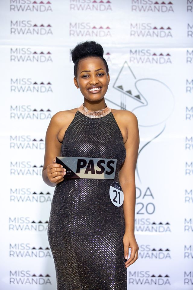Ishimwe Melissa (No 21)