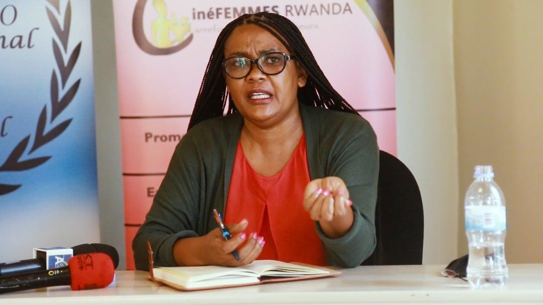 Jacqueline Murekeyisoni, umuyobozi wa Cine Femme Rwanda