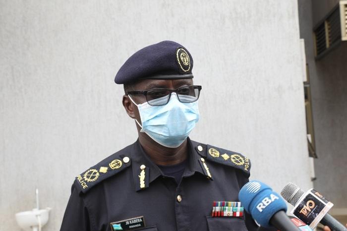 CP John Bosco Kabera, Umuvugizi wa Polisi y