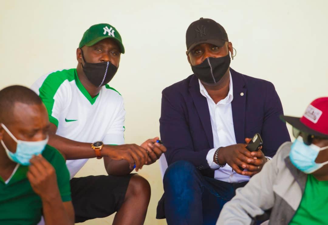 Karekezi Olivier, umutoza mukuru wa Kiyovu Sports