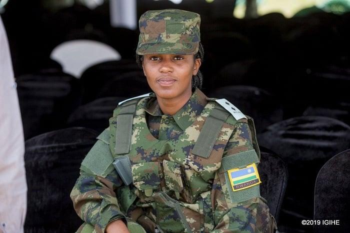 Yasipi Casmir wabaye igisonga cya Nyampinga w'u Rwanda 2019