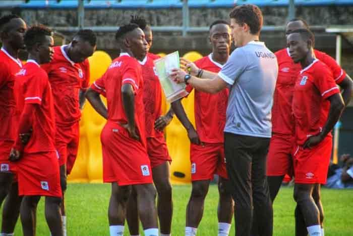 Johnathan McKinstry wahoze atoza Amavubi azaba acakirana nayo ku mukino wa mbere