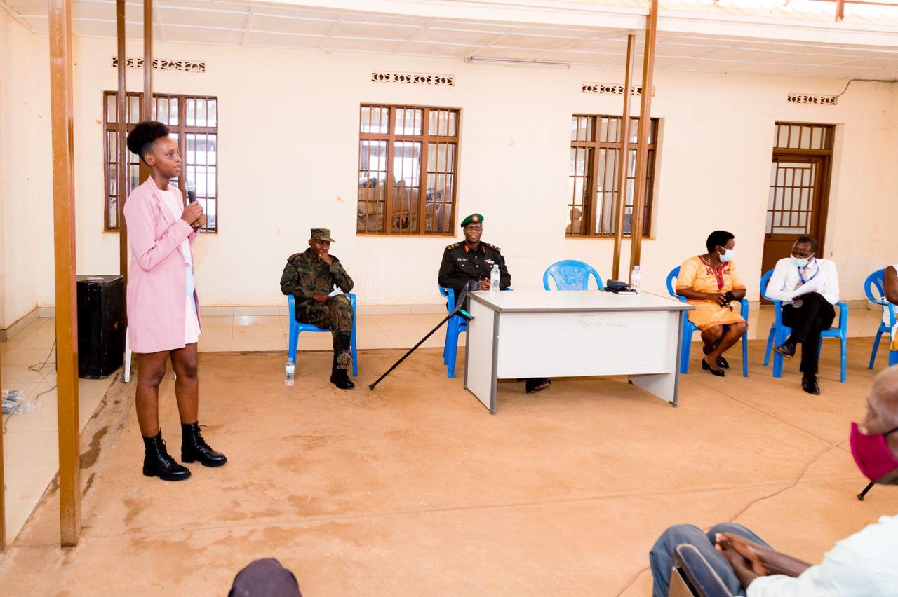 Miss Ingabire Grace aganira n
