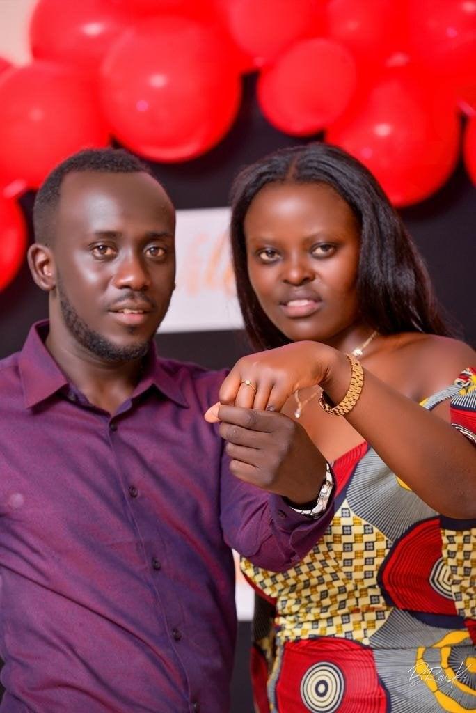 Miss Josiane yambitswe impeta n'umusore bazarushingana - Kigali Today