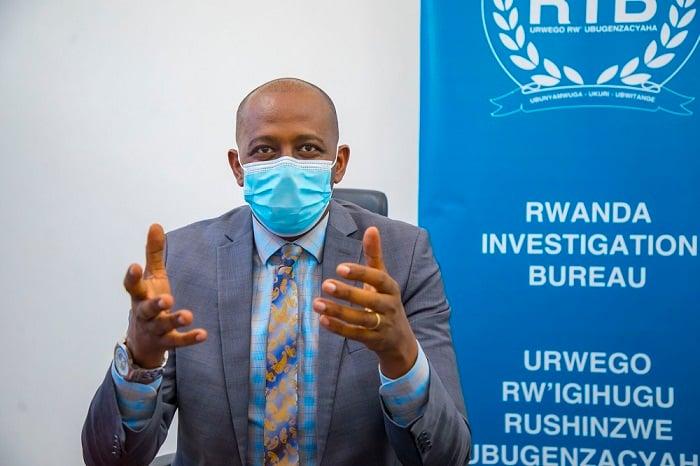 Dr. Murangira Thiery, Umuvugizi wa RIB
