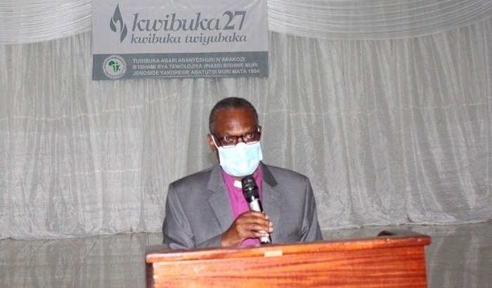 Prof. Elysé Musemakweli