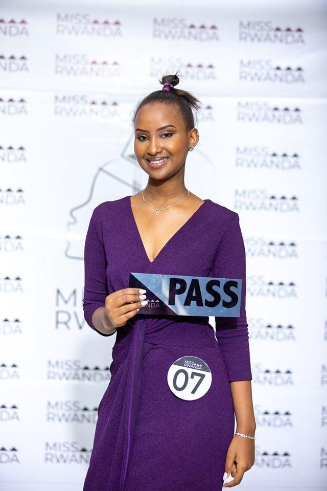 Mutegwantebe Chanice (No 7)