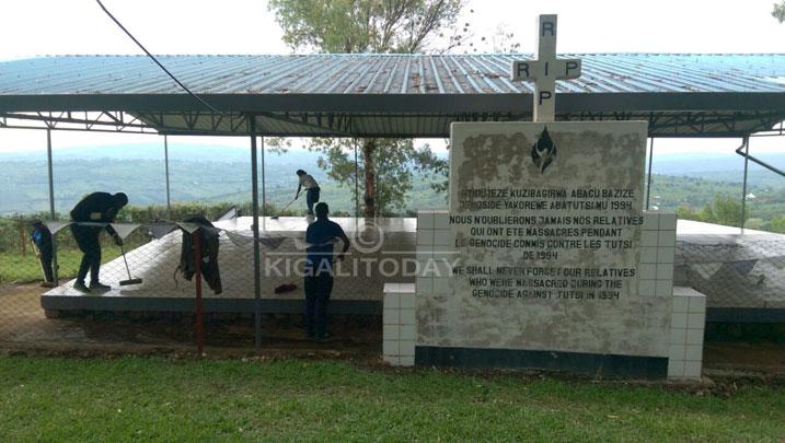 Uko igikorwa cy'umuganda usoza Werurwe cyagenze mu gihugu #Rwanda via @kigalitoday
