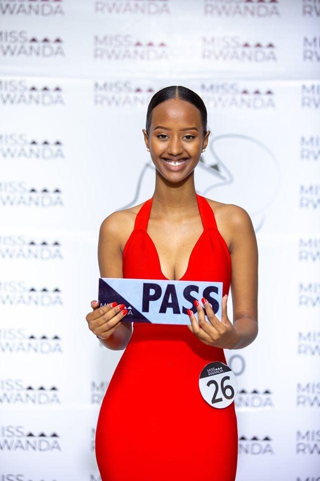 Nishimwe Naomie (No 26)