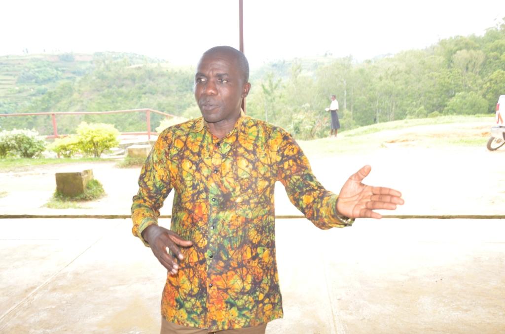 Ntaganira Josué Michel, umuyobozi w