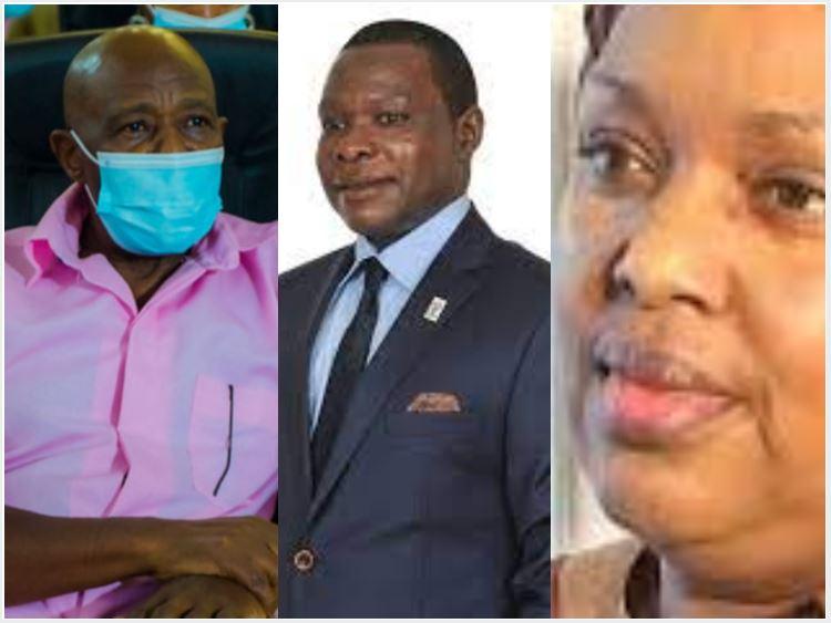 Paul Rusesabagina wari uyoboye ihuriro MRCD, Innocent Twagiramungu, umujyanama mu by
