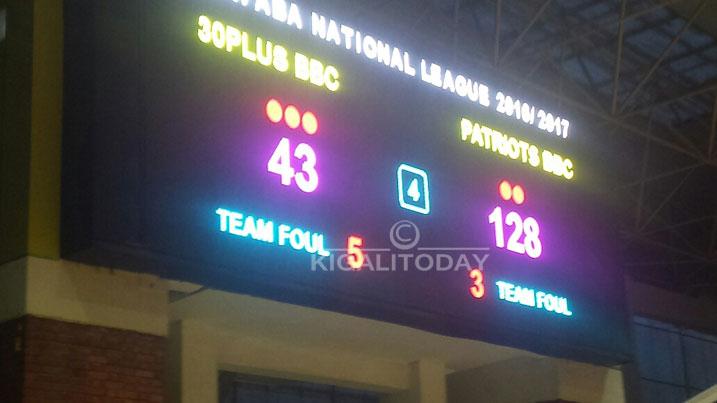 Basketball: Patriots yanyagiye 30 Plus iyirusha ibitego 87 #Rwanda via @kigalitoday