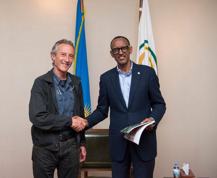 Jonathan Boyer asubiranye iwabo ishema mu ruhando rw'amagare ku isi #Rwanda via @kigalitoday