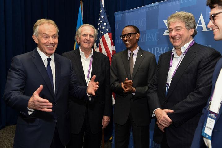 Gusigasira umubano mwiza hagati ya Amerika na Israel hagomba imbaraga z'impande zombi- Perezida Kagame #Rwanda via @kigalitoday