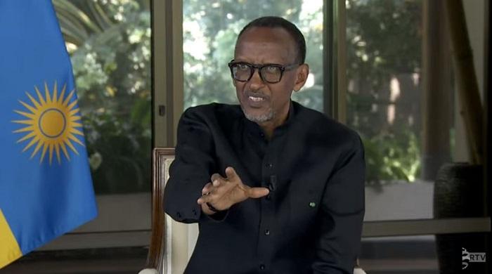 Prezida Kagame avuga ko Uganda ubwayo ari yo izakemura ikibazo kiri hagati yayo n