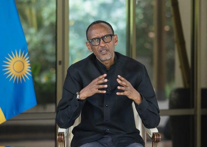 Perezida Kagame avuga ko ahari ikibazo mu mibanire y