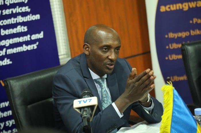 Richard Tusabe, Umuyobozi mukuru wa RSSB