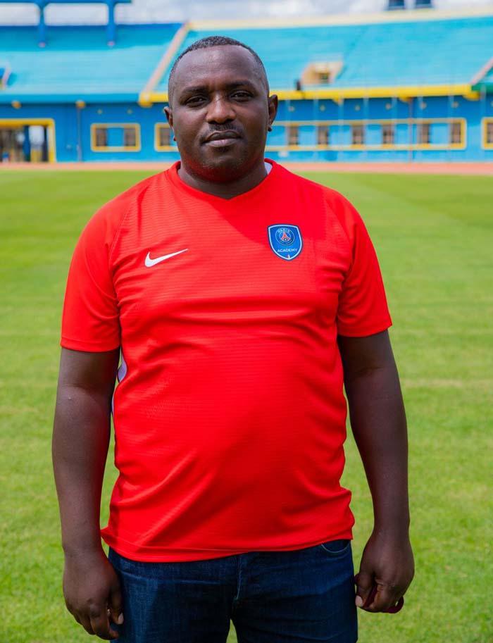 Theonas Ndanguza yagizwe Umuyobozi Mukuru