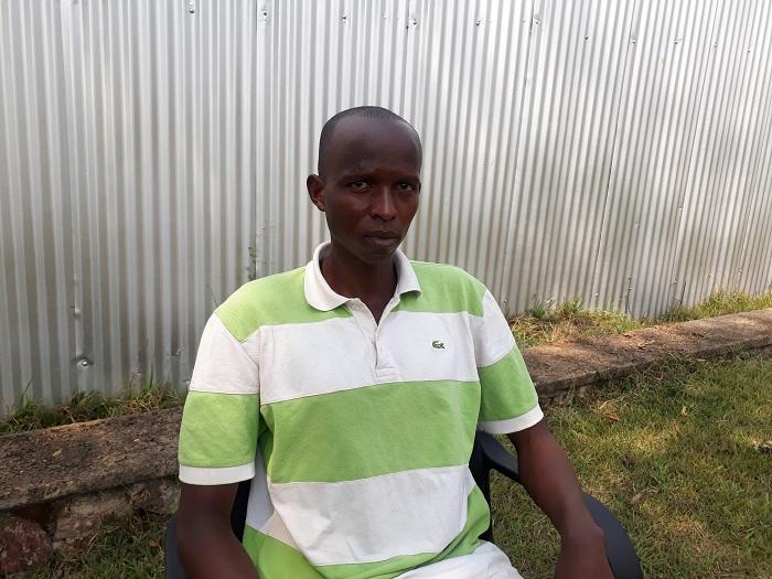 Bagwaneza Pascal avuga ko mu Banyarwanda basohoka muri gereza zo muri Uganda harimo abahita bajyanwa mu mitwe ya RNC