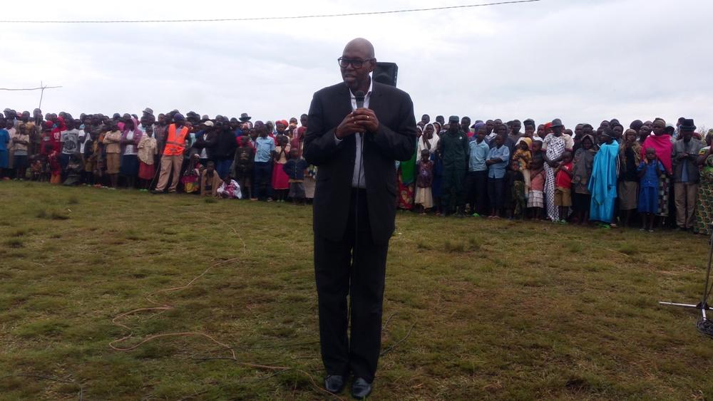 Umunyamabanga mukuru wa Komisiyo y