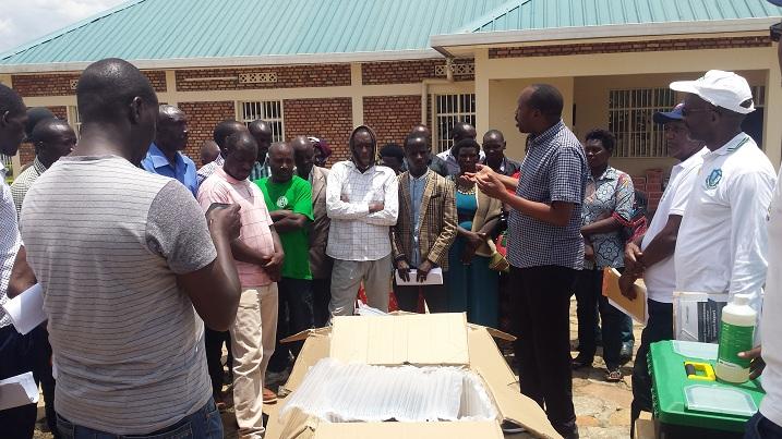 Umuyobozi w'akarere asaba abaveterineri kurushaho kwegera abaturage no guhindura imyumvire yabo.