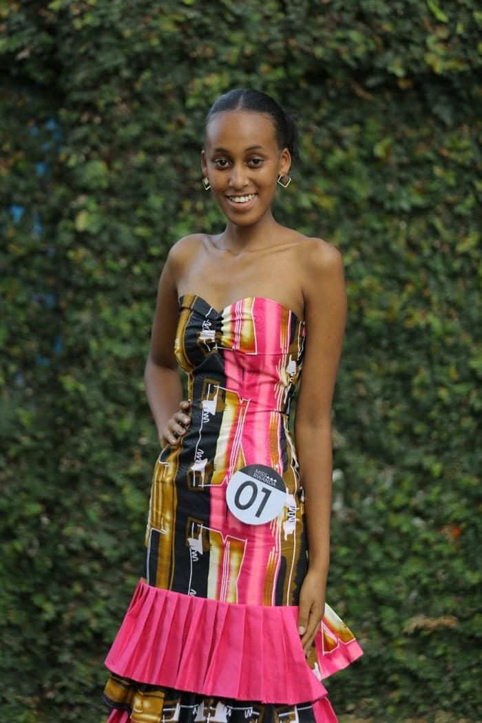 Uwase Aisha (No 1)